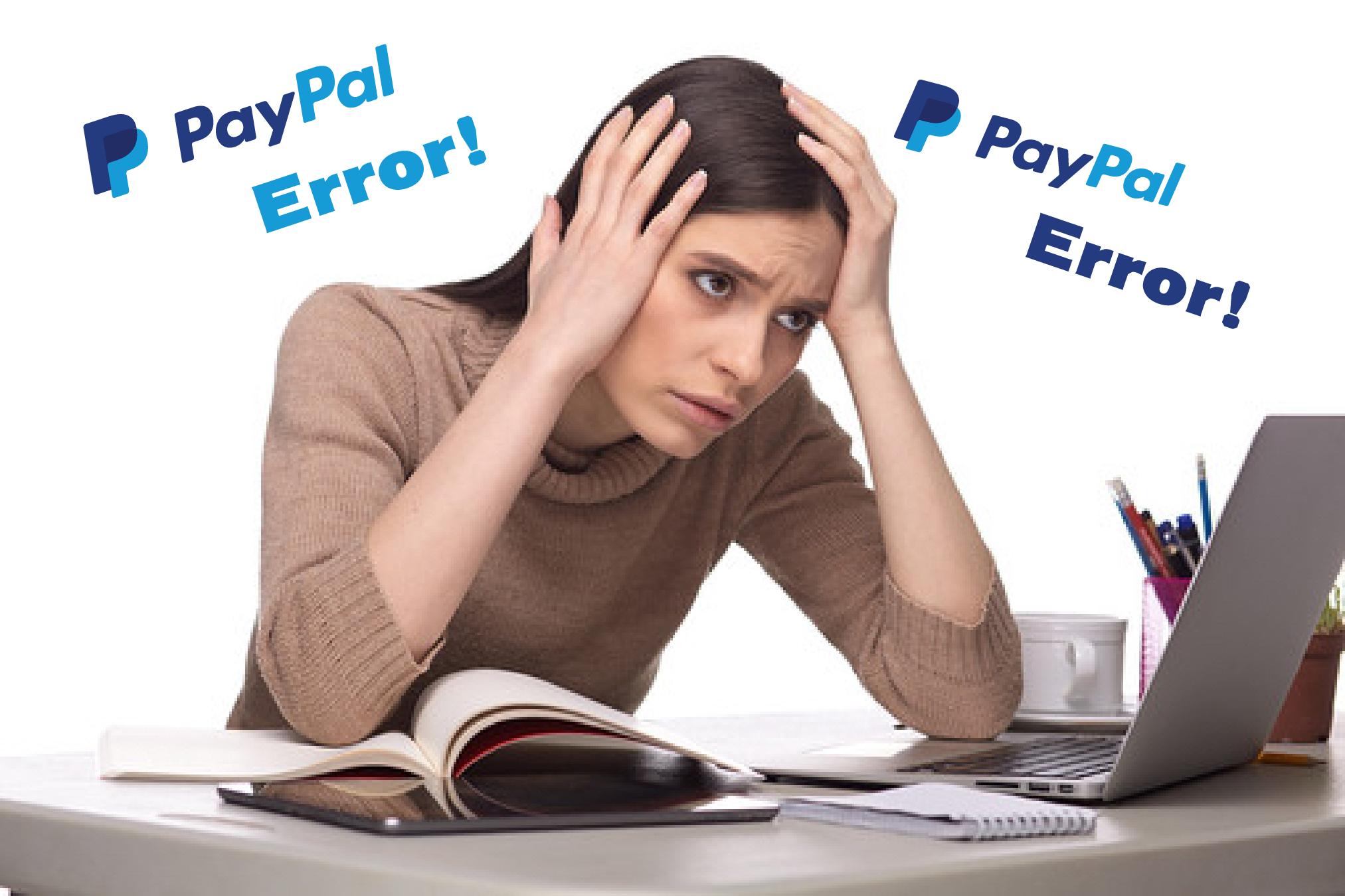PayPalでエラーalphacast